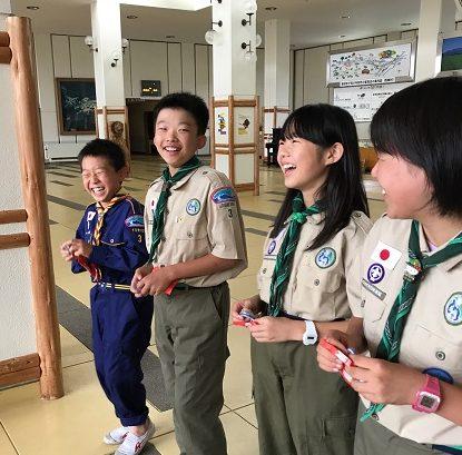 2017 SUMMER CAMP IN NASUKASHI【ボーイ隊】②