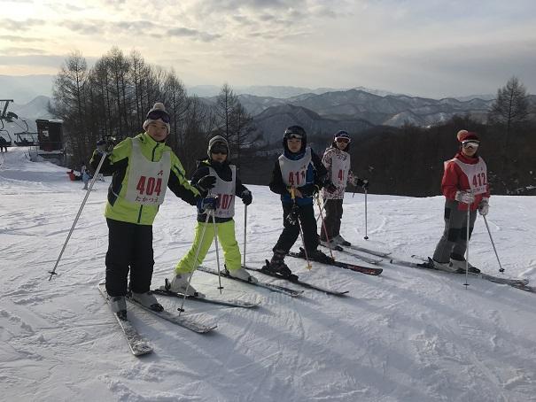 2018 WINTER CAMP in TAKATSUE Ski Resort【2日目】