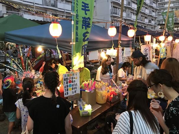 日本の夏、取3の夏④~戸頭夏祭り~