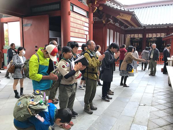 鎌倉五山ハイキング