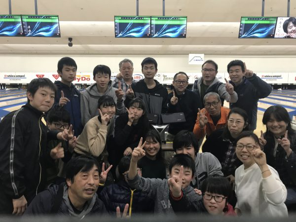 [ボーイ&ベンチャー隊 番外編] ボーリング大会